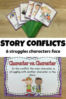Story Conflicts