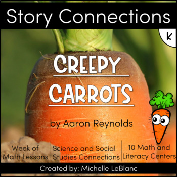 Story Connections: Creepy Carrots