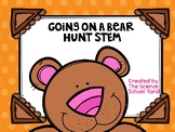 Story Connections: STEM Going On A Bear Hunt