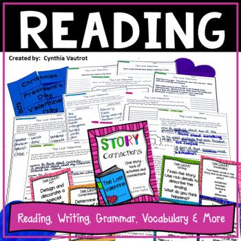 Sub Plans!  Reading!