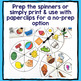 Speech Therapy Activities for Mixed Articulation and Language Groups