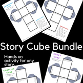 Story Cube Bundle: Use with any story or novel