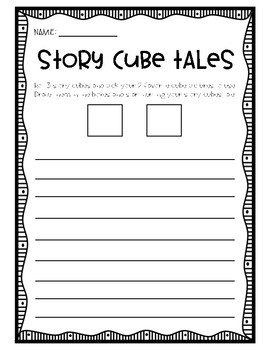 Story Cube Tales