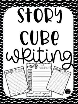 Story Cube Writing