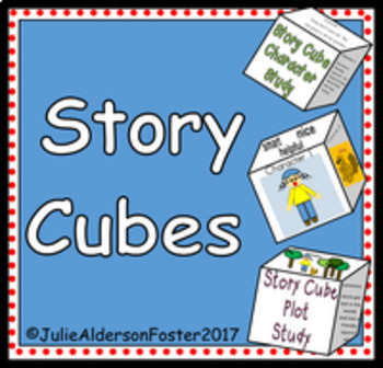 Story Cubes: Narrative Elements and Literary Retelling