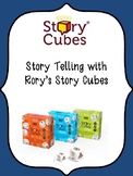 Story Cubes Recording Sheet