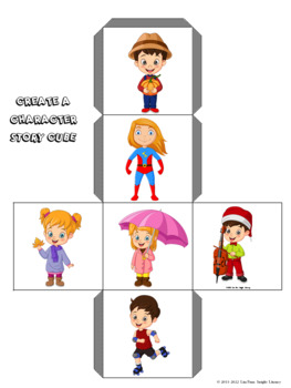 Story Cubes for Reading and Writing