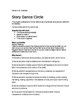 Story Dance Circle