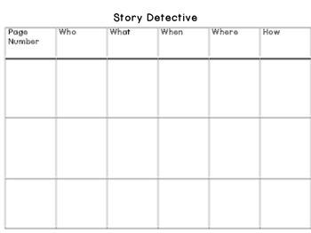 Story Dectective