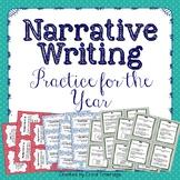 Narrative Writing Practice and Activities {BUNDLE}