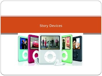Story Device Power Point with Video