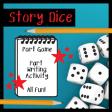 Story Dice: A Writing Activity of Chance