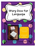 Story Dice for Speech and Language
