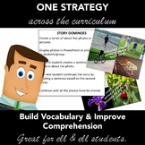 Story Dominoes - READING STRATEGY, Improve SPEAKING and WR