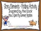 Story Element Activity Inspired by How I Spent My Summer Vacation by Mark Teague