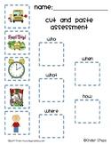 Story Element Assessment