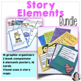 Story Element Bundle for Special Education