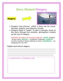 Story Element: Imagery