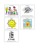 Story Element Picture Cards
