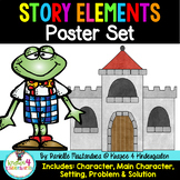 Story Element Poster Set