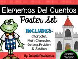 Story Element Poster Set {SPANISH VERSION}