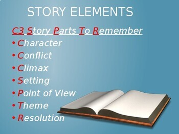 Story Element PowerPoint