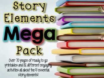 Story Element Printables