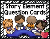 Story Element Questioning and Retell Cards