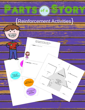 Story Element Reinforcement Activities