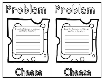 Story Element Sandwich Project {Used with Ananse's Feast or Any Other Text!}