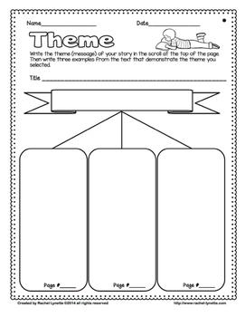 Story Element - Theme