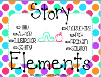 Story Elements!