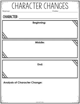 Story Elements {Posters, Printables, and Passages}