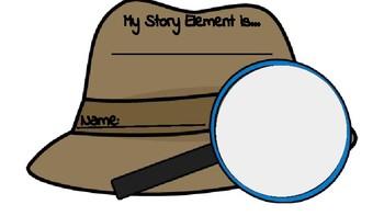FREEBIE Story Elements Activity