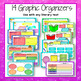 Story Elements Digital Graphic Organizers