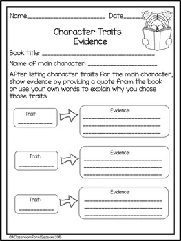 Story Elements: Graphic Organizers, Worksheets and Creative Writing