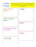 Story Elements - Activity Sheet