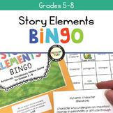#SPRINGSAVINGS Story Elements Bingo
