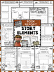 Story Elements Book Report using Text Evidence