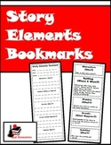 Story Elements Bookmark