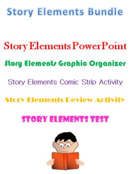 Story Elements Bundle