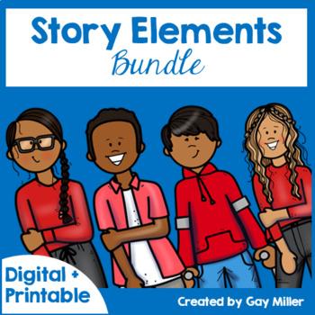 Story Elements Bundled Set