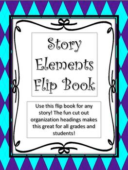 Story Elements (Characters, Setting, Plots, Authors' Purpo