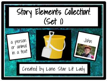 Story Elements Collection! Game - Set 1