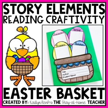 Story Elements Craftivity