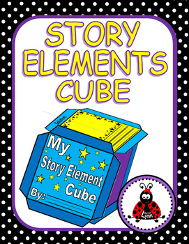 Story Elements Cube