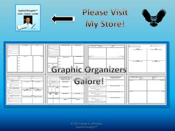 Story Elements Differentiated Graphic Organizers Common Core