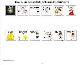 Story Elements Language & Differentiated Learning Aunt Isabel Tells a Good One