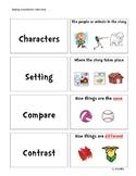 Story Elements Flashcards