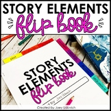 Story Elements Flip Book: An Interactive Resource